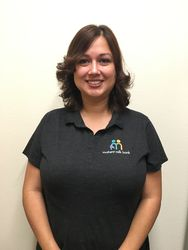 Community Outreach and Marketing Manager Angelica Rojas